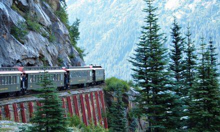 Alaska Cruise: Skagway   Seeing Alaska's Beauty By Train On The White Pass & Yukon Rail