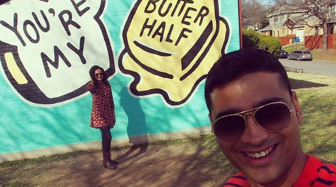 Travel Quirks as a Couple