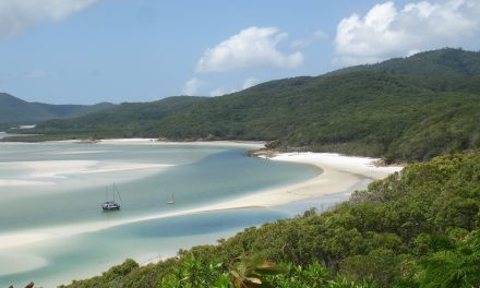 Planning a Trip to the Whitsunday Islands, Australia