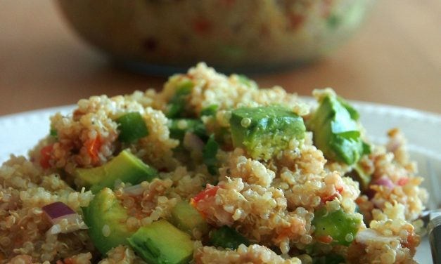 Award-Winning Quinoa Taco Salad