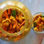 Gajar Mooli ka Achar | Winter Special Carrot Radish Pickle