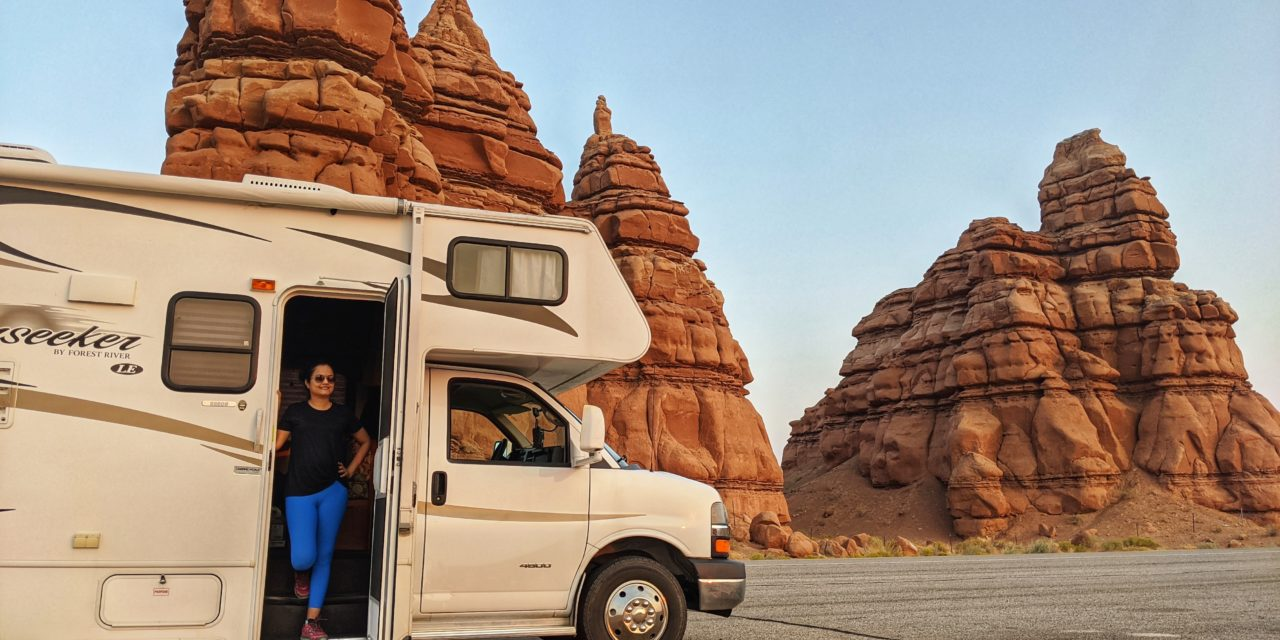 RV ROAD TRIP 2020: UTAH NATIONAL PARKS + COLORADO, ARIZONA, NEW MEXICO